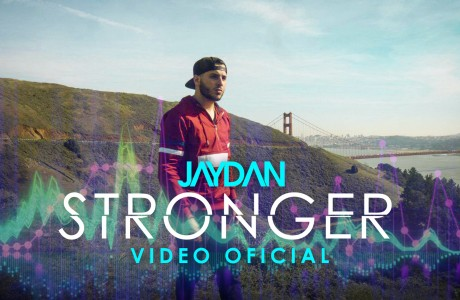 banner stronger video oficial