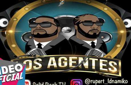 Game Over Los Agentes promo
